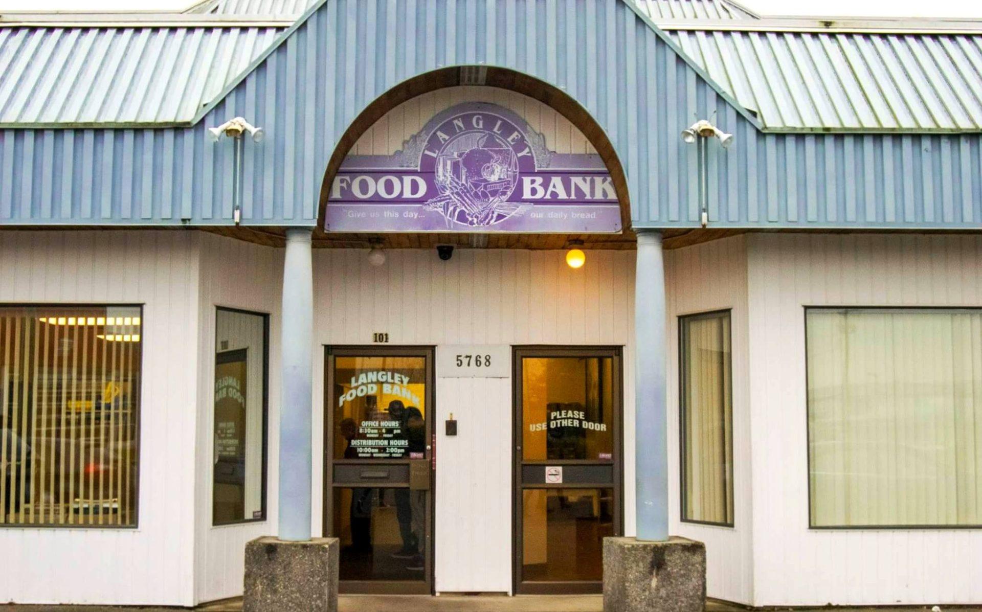 Langley Food Bank